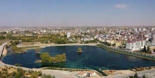 """""""Kaynarca"""" 'dünyanın en büyük biyolojik göleti' için Guinness'a aday"""