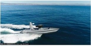 Türkiye'nin ilk muharip insansız deniz aracı ABD basınında