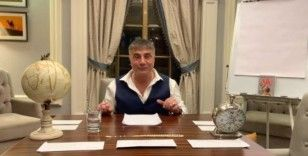 İçişleri Bakanlığı Europol Daire Başkanı Çiçek'ten Sedat Peker sorusuna yanıt