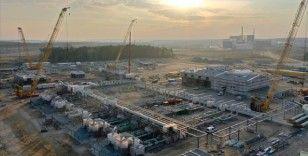 Kuzey Akım 2 projesinin ilk hattında inşaatın tamamlandığı duyuruldu