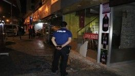 Adana'da kebapçıya kalaşnikof ve tabanca ile saldırı