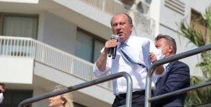 Muharrem İnce, CHP'li seçmeni partisine davet etti