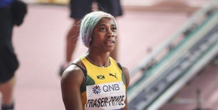 Jamaikalı atlet Fraser-Pryce tarihin en hızlı 2. kadını oldu