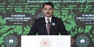 Bakan Kurum: İstanbul Boğazı'mızı, Marmara Denizi'mizi müsilaja, kirliliğe, kaderine terk etmeyeceğiz