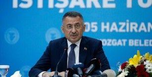 Cumhurbaşkanı Yardımcısı Oktay'dan çiftçilere desteklerden faydalanma çağrısı