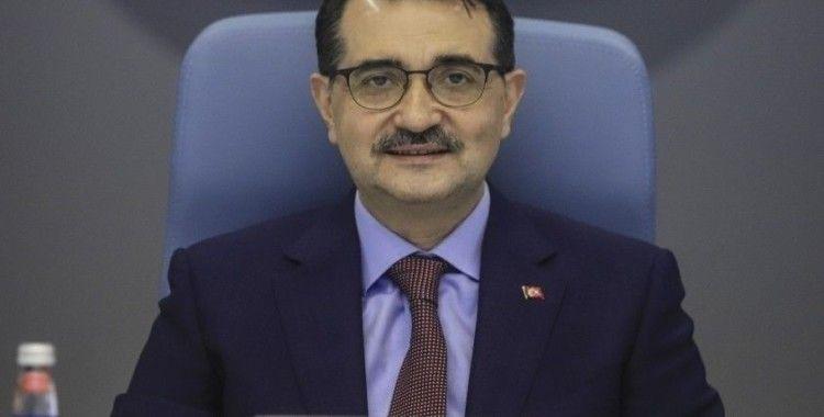 """Bakan Dönmez, Fatih Gemisi'nin belgeseli için çağrı yaptı: """"Fatih'in milli başarısına ortak olalım"""""""