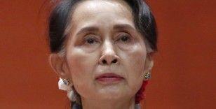 Myanmar'ın devrik lideri Suu Kyi'nin 14 Haziran'da yeniden mahkemeye çıkacak