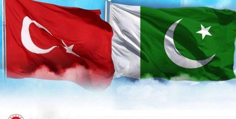 MSB'den Pakistan'a başsağlığı mesajı