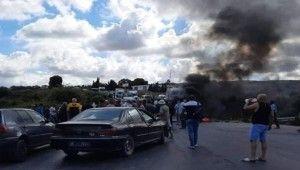 Tunus'ta halk, su kesintileri protesto etti