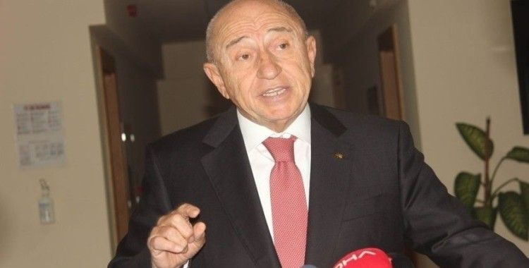 """Nihat Özdemir: """"Avrupa'daki takımlar 20'den 18'e düşmeye çalışıyor"""""""