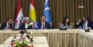 IKBY'deki anayasa değişikliği öncesi Türkmenlerden çalıştay