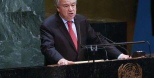 BM Güvenlik Konseyi, Gutteres'i ikinci dönem için tavsiye etti