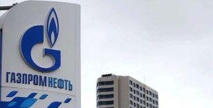 Gazprom'un doğal gaz ihracat geliri yüzde 46,8 yükseldi