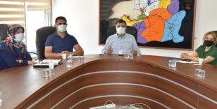 Van İl Sağlık Müdürlüğü'nden Covid-19 değerlendirme toplantısı