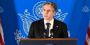 Blinken, Bosna Kasabı Miladiç'in cezasının onanmasıyla adaletin yerini bulduğunu açıkladı