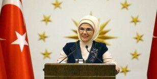 Emine Erdoğan: Marmara Denizi'nin eski temiz günlerine döneceğini ümit ediyorum