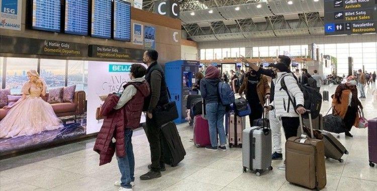 Sabiha Gökçen'de yılın ilk 5 ayında 6,5 milyondan fazla yolcu ağırlandı