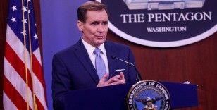 Pentagon Sözcüsü Kirby, Karzai Havalimanı ile ilgili Türk yetkililerle görüşme yapılması gerektiğini belirtti