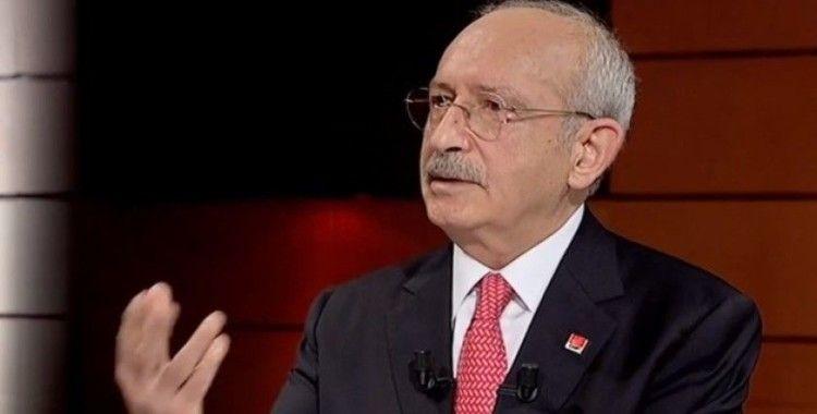 Kılıçdaroğlu: Soylu'nun elinde Erdoğan'ı, yakın çevresini, ailesini zora sokacak çok bilgi var