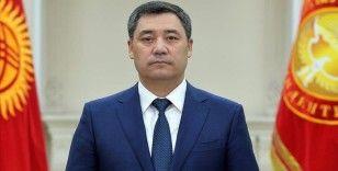 Caparov: Kırgızistan, Türkiye'nin uluslararası alanda öneminin artmasından memnuniyet duyuyor