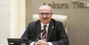 ATO Başkanı Baran: Hizmet sektörü kademeli normalleşmeyle birlikte canlanmaya başladı