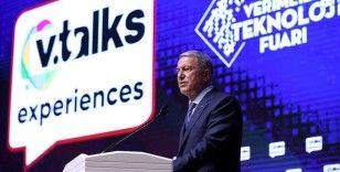 Milli Savunma Bakanı Akar'dan Verimlilik ve Teknoloji Fuarı'nda 'yerli savunma sanayisi' vurgusu