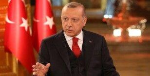 Cumhurbaşkanı Erdoğan: 'O ulu çınarın altında büyük bir aile olarak toplanıyoruz'
