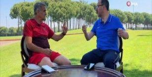 Bakan Kasapoğlu sordu, Şenol Güneş yanıtladı!