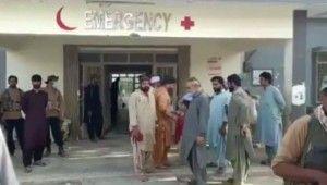 Pakistan'da yolcu otobüsü devrildi, 18 ölü, 30'dan fazla yaralı