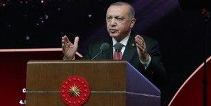Cumhurbaşkanı Erdoğan: Su yönetimi konusunda elimizdeki imkanları en iyi şekilde değerlendirmekte kararlıyız