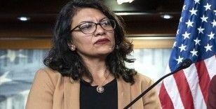 ABD'li vekil Tlaib'den Demokrat Kongre liderlerine tepki: Kongredeki Müslüman kadınlar için ifade özgürlüğü yok