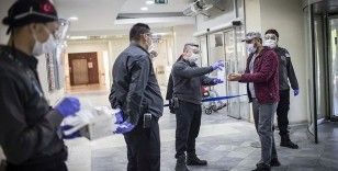 EGM, özel güvenlik sektörü çalışanlarının aşı randevularının tanımlandığını duyurdu