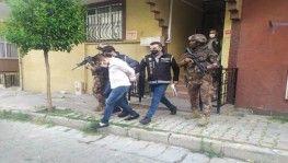 Nurişler organize suç örgütüne yönelik İstanbul merkezli 4 ilde eş zamanlı operasyon