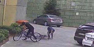 İstanbul'da ilginç bisiklet hırsızlığı: Eskisini bırakıp yenisini götürdü