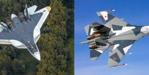 Rusya, Filistin'deki Rusların tahliyesi için Kahire'ye 2 uçak gönderdi