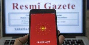 Eski HSK Başkanvekili Yılmaz ve üyesi Şahin'in Yargıtaya seçilmelerine ilişkin karar Resmi Gazete'de yayımlandı