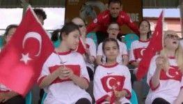 Ziya Selçuk, EURO 2020 Final coşkusuna özel çocuklarımızın gözü, gönlü ve diliyle ortak olmak istedik