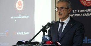 Savunma Sanayii Başkanı Demir: 'Gücü olmayan ve kullanmayan milletler ayakta kalamaz'