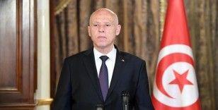 Tunus Cumhurbaşkanı Said, ülkenin 'lobiler nedeniyle tehlike altında olduğu' uyarısını yaptı