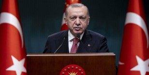 Cumhurbaşkanı Erdoğan, şehit Er Akın'ın ailesine başsağlığı diledi