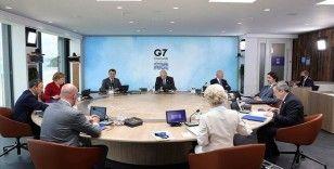 G7 ülkeleri, düşük ve orta gelirli ülkelerdeki altyapı yatırımlarını finanse edecek
