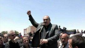 İran'da tutuklu bulunan Azerbaycan Türkü aktivist Lisani ölüm orucuna başladı