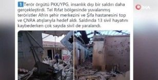 Terör örgütü YPG/PKK'nın hedefinde Afrin vardı