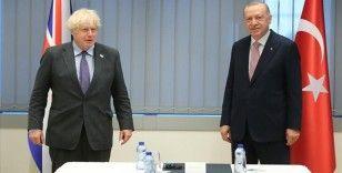 İngiltere Başbakanlık Ofisi: İngiltere ve Türkiye aralarındaki ilişkiyi birçok alanda derinleştirmede anlaştı