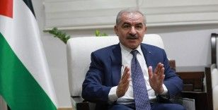 Filistin Başbakanı Iştiyye'den yeni İsrail hükümetine 'işgale son verme' çağrısı