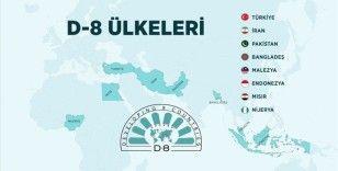 Gelişen 8 ülkenin kurduğu D-8 24'üncü yılını kutluyor