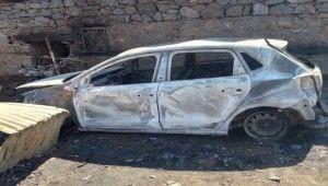 Elazığ'da 2 araç küle döndü, 1 ev kullanılamaz hale geldi