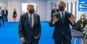 Biden'dan NATO Zirvesine ilişkin 'Rusya'nın saldırganlığı' ve 'Çin'in oluşturduğu stratejik problemler' vurgusu