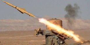 Bağdat Havalimanı'ndaki askeri üsse saldırı