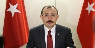 Ticaret Bakanı Muş'tan Brüksel'de Gümrük Birliği'ni güncelleme vurgusu